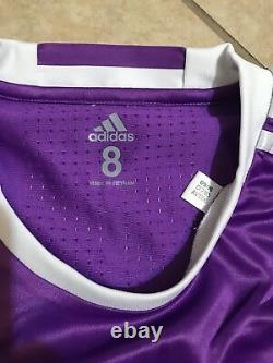 Real Madrid Ronaldo 8 Juventus Player Issue Adizero Match Unworn Football Jersey