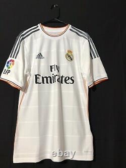 Real Madrid Ronaldo Adidas Player Issue Formotion Shirt Football Soccer Jersey