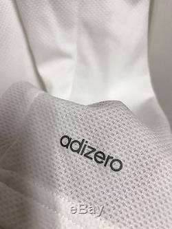 Real Madrid Ronaldo Adizero No Formotion Player Issue Shirt Match Unworn Jersey