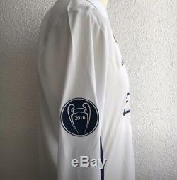 Real Madrid Ronaldo CL Juventus Player Issue Jersey Match Unworn Football Shirt