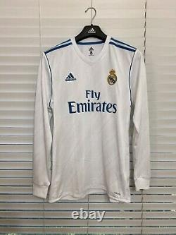 Real Madrid Ronaldo Era Jersey Player Issue Adizero Match FootballJersey