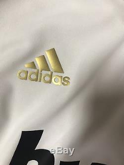 Real Madrid Ronaldo (Era)Player Issue Formotion Match Unworn Shirt Spain Jersey