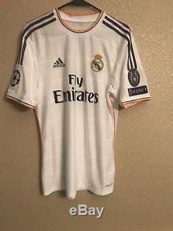 Real Madrid Ronaldo Formotion Player Issue Match Unworn Jersey Portugal Shirt