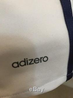 Real Madrid Ronaldo Juve Player Issue Adizero Shirt Match Unworn Football Jersey