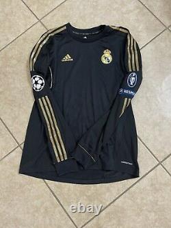 Real Madrid Ronaldo Juventus CL Formotion Player Issue Football Shirt Adidas