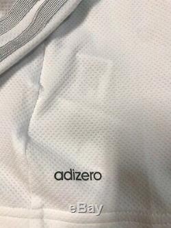 Real Madrid Ronaldo Juventus Maglia Player Issue Jersey Football Adizero Shirt