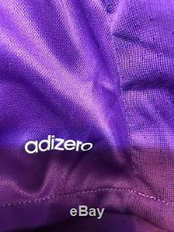 Real Madrid Ronaldo Juventus Player Issue Adizero Adidas Shirt Football Jersey