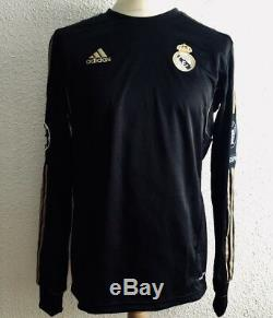 Real Madrid Ronaldo Player Issue Formotion Match Unworn Jersey Football Shirt