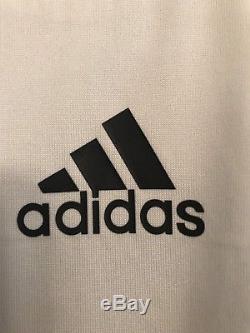 Real Madrid Ronaldo Player Issue Shirt Formotion Match Unworn Jersey