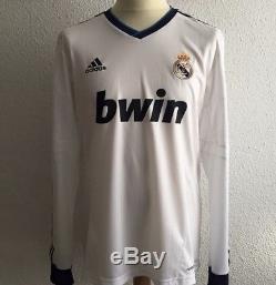 Real Madrid Ronaldo Player Issue Spain XL Formotion Match Unworn Shirt Jersey