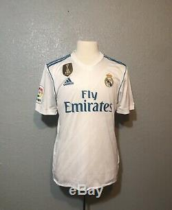 Real Madrid Ronaldo Portugal Juventus Player Issue Shirt Adizero Football Jersey