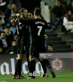 Real Madrid Ronaldo Portugal Juventus Player Issue Shirt Adizero Football Jersey