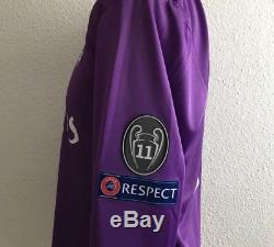 Real Madrid Ronaldo Portugal Player Issue Football Adizero Jersey Match Shirt