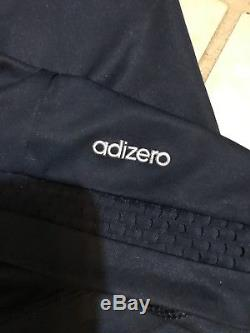 Real Madrid Ronaldo Ramos 8 Era Player Issue Shirt Adizero Match Unworn Jersey
