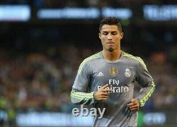 Real Madrid Ronaldo Soccer Jersey Barcelona America Mexico Chivas Pumas USA