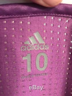 Real Madrid Ronaldo Spain Player Issue Football Shirt Adizero MatchUnworn Jersey