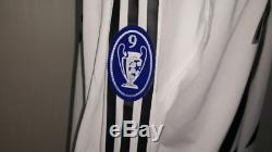 Real Madrid Shirt Jersey Beckham Manchester Milan Psg Galaxy Maglia Camiseta Ls