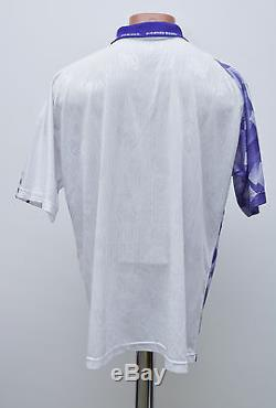 Real Madrid Spain 1996/1997 Third Football Shirt Jersey Camiseta Kelme