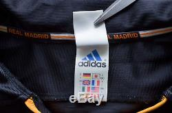 Real Madrid Spain 1999/2000 Away Football Shirt Jersey Adidas #6 Redondo