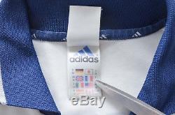 Real Madrid Spain 2000/2001 Home Football Shirt Jersey Adidas Guti #14