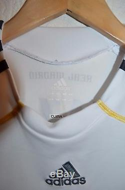 84e2154a89a Real Madrid Spain 2009 2010 Football Shirt Jersey Camiseta Adidas  8 Kaka