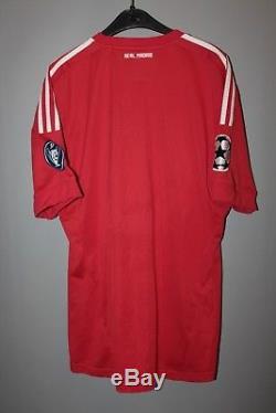 Real Madrid Spain 2011/2012 Third Football Shirt Jersey Camiseta Champion League