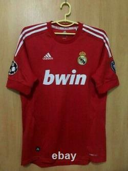 Real Madrid Spain 2011/2012 Third Football Shirt Jersey Camiseta Xabi Alonso #14