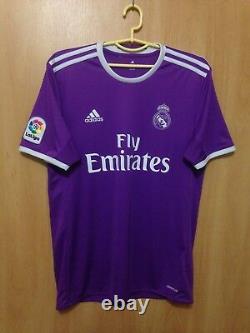 Real Madrid Spain 2016/2017 Away Football Shirt Jersey Cristiano Ronaldo #7