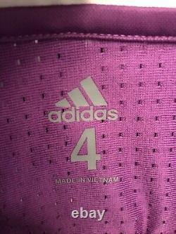 Real Madrid Spain Adidas Player Issue Adizero Shirt Football Soccer Jersey