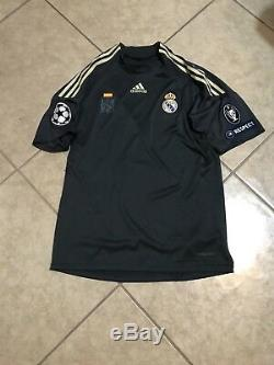 Real Madrid Spain CL Ronaldo (Era)Football Shirt Player Issue Formotion Jersey