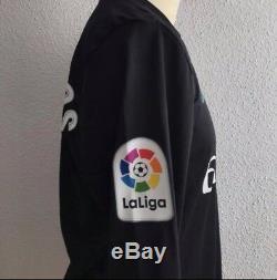 Real Madrid Spain Liga Sergio Ramos Player Issue Shirt Football Adizero jersey