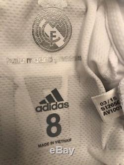 Real Madrid Spain Morata Juventus Chelsea Player Issue Adizero Football Jersey