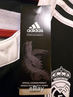 Real Madrid Third Jersey 2014-2015 BNWT Shirt Trikot Camiseta 14-15 Dragon