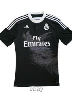 Real Madrid Third Jersey 2014-2015 M by Yohji Yamamoto (Collectors Edition Y3)