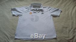 Real Madrid, Trikot, Jersey, Camiseta, Maglia, Maillot, Centenario, Zidane, 2001/2002, L