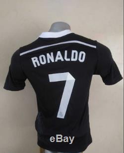 Real Madrid Yohji Yamomoto Y3 Dragon Jersey Mens Adidas Cristiano Ronaldo Large