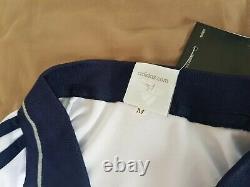 Real Madrid Zidane Raul Figo Retro Jersey Shirt 2001 Camiseta Rare Ronaldo