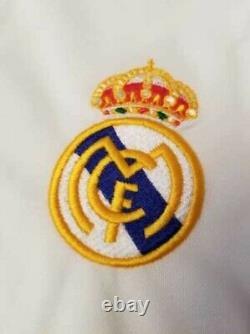 Real Madrid Zinedine Zidane Size L, Retro/Vintage Jersey