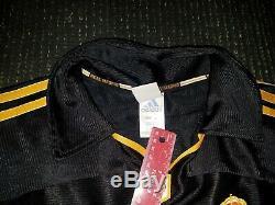 Redondo Real Madrid Jersey 1999 2000 UEFA FINAL Shirt Camiseta Argentina Maglia