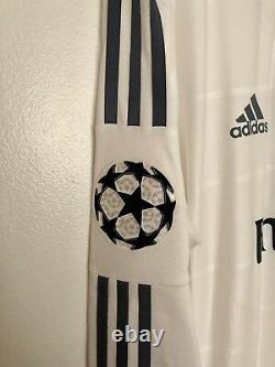 Ronaldo, 2013-14 Real Madrid Ucl Final Match Issued Un Worn Shirt Rare Juventus