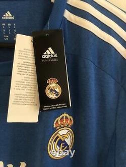 Ronaldo #7 Real Madrid 2013/14 Large Away Football Shirt Jersey Adidas BNWT