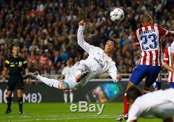 Ronaldo 7 camiseta Real Madrid shirt Champions League Final Cardiff 2014 jersey