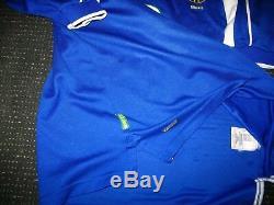 Ronaldo Brazil 1998 WC Jersey Shirt Camiseta Barcelona Real Madrid Maglia M