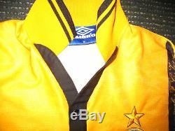 Ronaldo Inter Milan 1997 1998 DEBUT Jersey Maglia Shirt Real Madrid Barcelona M