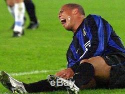 Ronaldo Inter Milan 1999 2000 Jersey Shirt Maglia Real Madrid Barcelona L BNWT