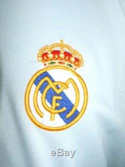 Ronaldo Real Madrid 2002/2003 Maglia Shirt Calcio Football Maillot Jersey Soccer