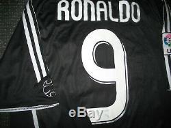 Ronaldo Real Madrid 2006 2007 Jersey Brazil Camiseta Maglia Barcelona Shirt M
