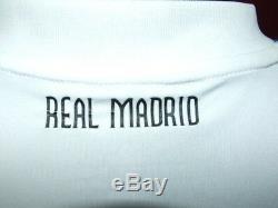 Ronaldo Real Madrid 2010/2011 Maglia Shirt Calcio Football Maillot Jersey Soccer