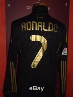 Ronaldo Real Madrid 2011-2012 Maglia Shirt Calcio Football Maillot Jersey Soccer