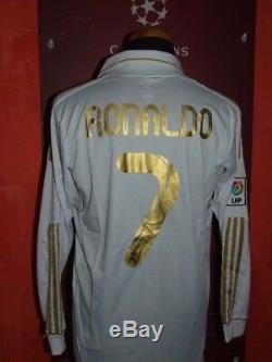 Ronaldo Real Madrid M 2011/12 Maglia Shirt Calcio Football Maillot Jersey Soccer